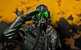 spirit halloween gas mask http images alphacoders com 207 207181 jpg maquette