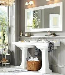 cost of pedestal sink modern bathroom sinks delightful perfect park pedestal sink bathroom