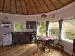 wood interior homes homes prefab wooden yurt homes smiling woods yurts