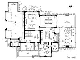 architectural plans for homes maison du boisé by gestion rené desjardins caandesign