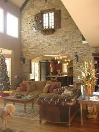 Stone On Walls Interior Best 25 Stone Accent Walls Ideas On Pinterest Faux Stone Walls