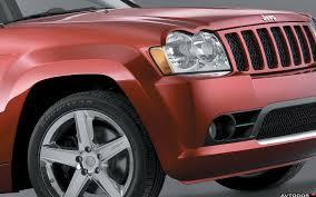jeep grand cherokee srt8 2006