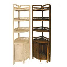 Bathroom Corner Storage Cabinets by 4120 Bathroom Corner Shelf Cabinet From Schober Wicker Bathroom