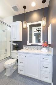 Bathroom Elegant  Best White Cabinets Ideas On Pinterest Master - Elegant white cabinet bathroom ideas house