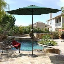 Patio Umbrellas That Tilt Green Patio Umbrellas For Less Overstock