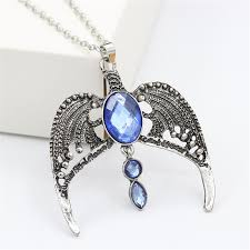 harry potter pendant necklace images Vintage fashion harry potter lost diadem of ravenclaw lord jpg