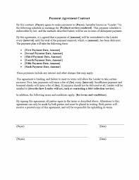 payment agreement 40 templates u0026 contracts template lab