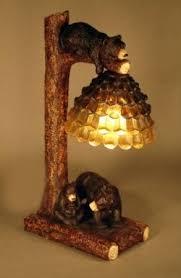 7 best log cabin lamps images on pinterest log cabins table