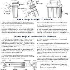 ispring rcc7 rcc7 5 stage residential under sink reverse osmosis