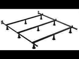 Metal Bed Frame By Leggett U0026 Platt Youtube