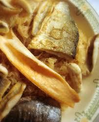 cuisine au sperme la poêle antiadhésive le sperme défaillant et la choucroute du lac