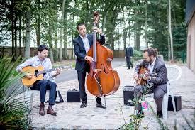 orchestre jazz mariage groupe de jazz manouche pour mariages et événements