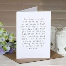 wedding wishes adventure thinking of you of on and by