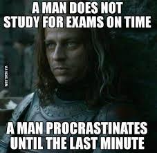 Study Memes - no study meme by scowt memedroid