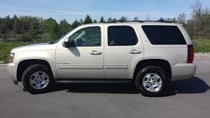 soldl 2009 chevrolet tahoe lt leather 4x2 59k gm certified at