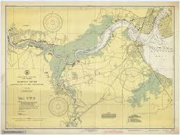Map Of New Jersey And Pennsylvania by Historical Nautical Charts Of New Jersey