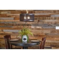 interior wall paneling home depot kitchen delectable barn wood wall ideas reclaimed clock