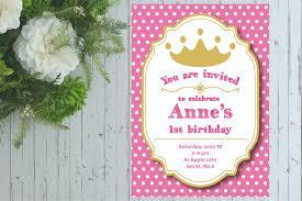 Example Of Invitation Card For Birthday Birthday Invitation Card By Tukan Design Bundles