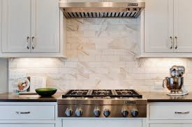 tiles backsplash light granite with white cabinets double shaker