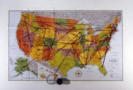 States Ive Been To Map by I Was Determined To Visit All 50 States I Soon Discovered I Wasn