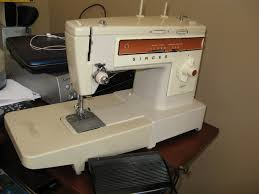 sewing machine nut singer stylist 543