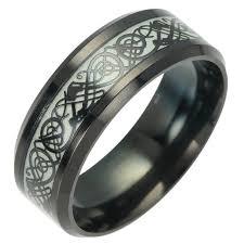 male rings images Mens ring luminous dragon rings for men women rings glow in the jpg