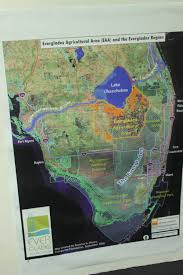 Everglades Florida Map by The Everglades A 30 Year Work In Progress Wfsu