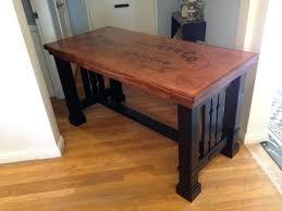 Mission Style Desks For Home Office Mission Style Desk Bethebridge Co