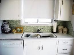 Temporary Kitchen Backsplash - temporary backsplash for renters ramuzi u2013 kitchen design ideas