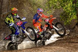 2t motocross gear dirt bike magazine off road 2 stroke shootout