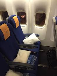Klm Economy Comfort Review Of Klm Flight From New York To Amsterdam In Premium Eco