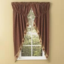 prairie curtains by park designs eyelet curtain curtain ideas