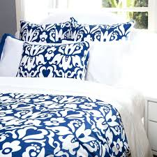 Crane And Canopy Duvet Libeco Belgian Linen Antibes Navy Ticking Stripe Duvet Queen Blue