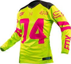 womens motocross jerseys 23 22 fox racing womens switch jersey 235509
