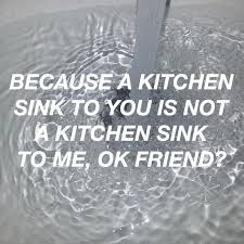 Kitchen Sink Twenty One Pilots On We Heart It - Kitchen sink music
