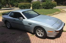 porsche 944 silver for 3 500 could this 1986 porsche 944 be the answer