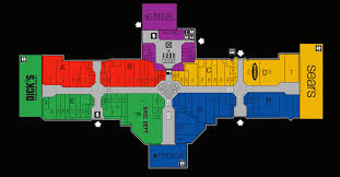Westfield Mall Map The Great Northern Mall Map