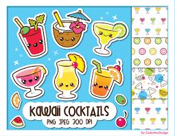 cocktail clipart 50 off cocktail clip art cocktail clipart kawaii clip art