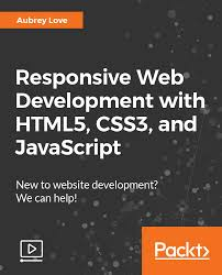 javascript tutorial online book responsive web development with html5 css3 and javascript video