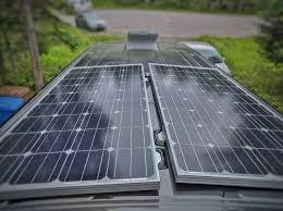 install solar how to install solar panel s on a cer conversion 18 steps