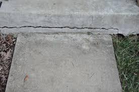 Repair Concrete Patio Cracks How To Repair Cracked Concrete One Project Closer