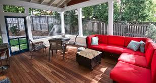 screened porches deckscapes of virginia custom design removable