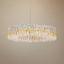Schonbek Pendant Lighting Gold Schonbek Pendant Lighting Ls Plus