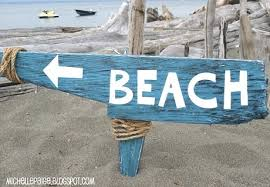 beachy signs diy signs made from recycled wood completely coastal