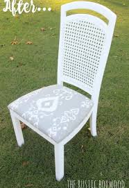 Refinishing Cane Back Chairs Diy Thrifted And Distressed Cane Chair Makeover Hometalk