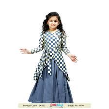 designer dress indian designer asymmetrical jacket dress with box