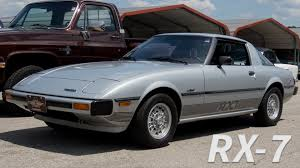 1979 mazda rx 7 gs 5 speed sa fb full tour start up and