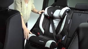 isofix siege avant recaro monza 2 seatfix comment installer le siège auto