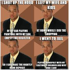 Successful Black Man Memes - the women s center the offensive successful black man meme