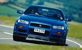 nissan r34 fast and furious the beast from the east 60 years of the nissan skyline cult